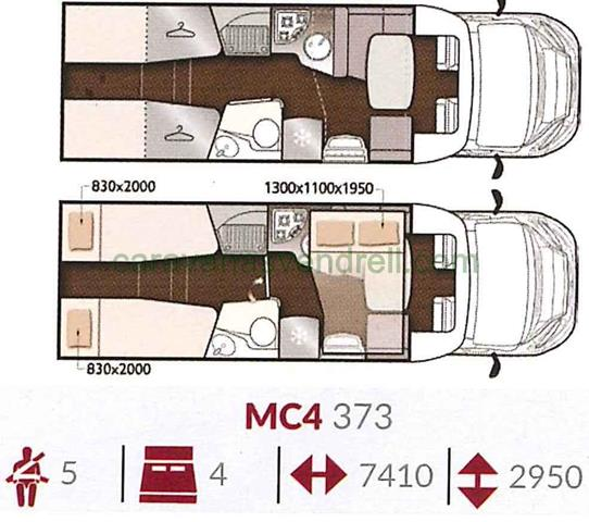 MCLOUIS MC4 - 373