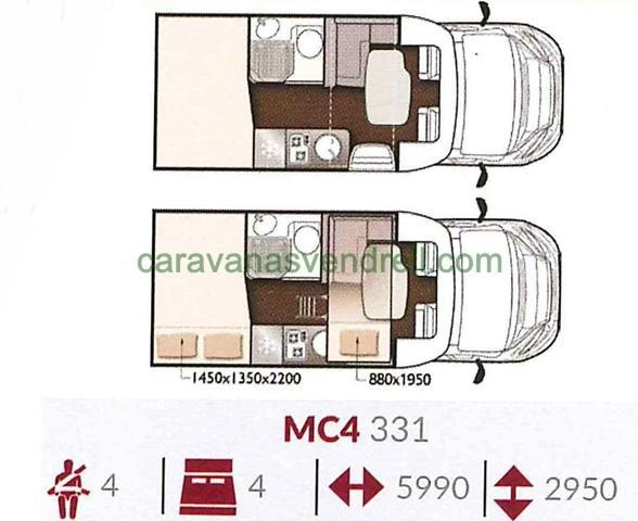 MCLOUIS MC4 - 331