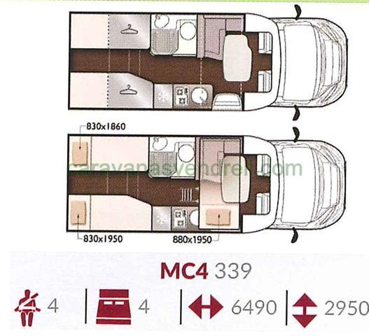 MCLOUIS  MC4 - 339