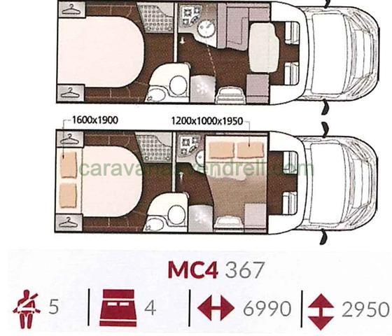 MCLOUIS  MC4 - 367