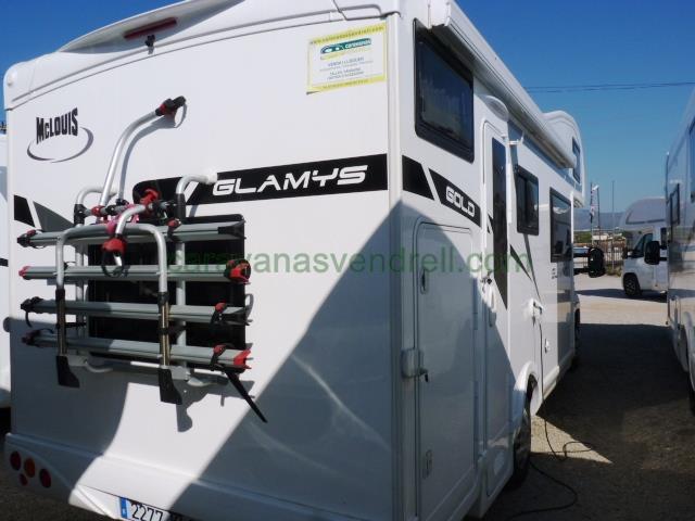 MCLOUIS GLAMYS 22