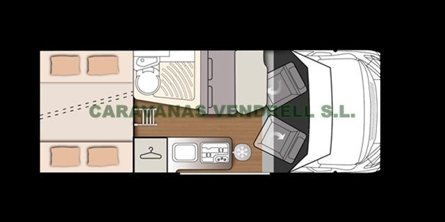 MENFYS S-LINE PRESTIGE VAN 3 MAXI - 2021