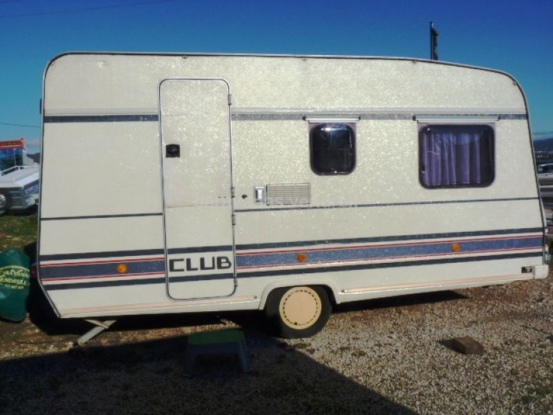 BURSTNER CLUB 390 TN