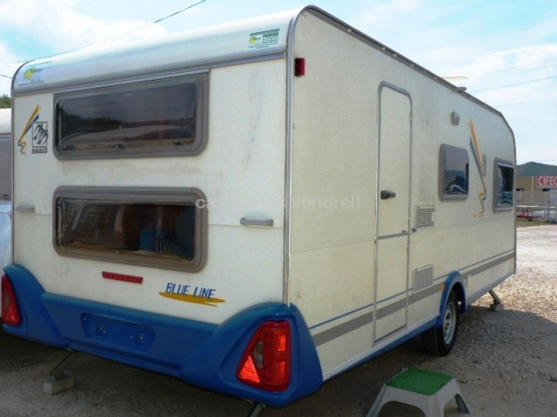KNAUS 550-TKM